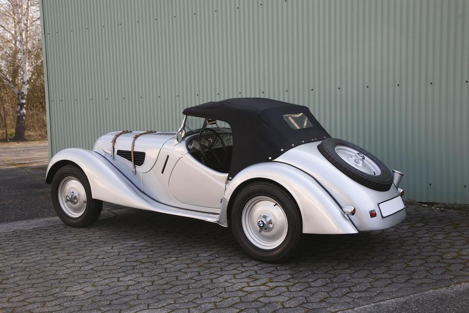 1938 BMW 328 Roadster  Chassis no. 85207 Engine no. 85207