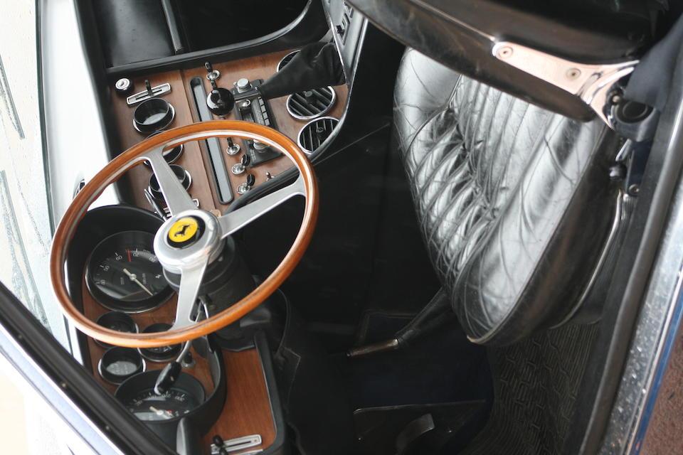 1969 Ferrari 365 GT 2+2 Berlinetta  Chassis no. 11483 Engine no. 11483