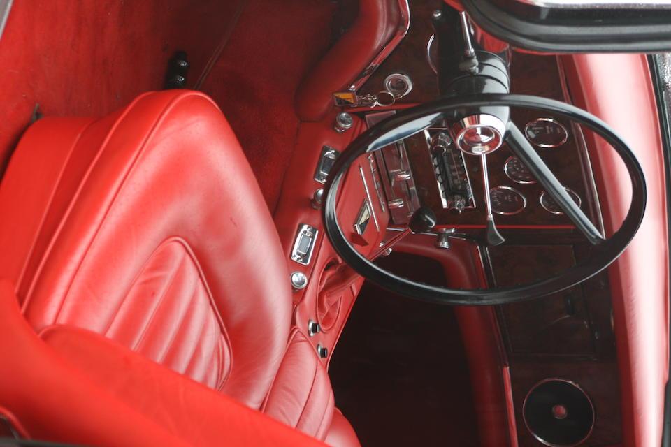 Facel Vega HK 500,1961 Facel Vega HK500 Coupe  Chassis no. HK1BM8