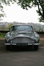 1964 Aston Martin DB5 4.2-Litre Saloon  Chassis no. DB5/1677/R Engine no. 400/1664