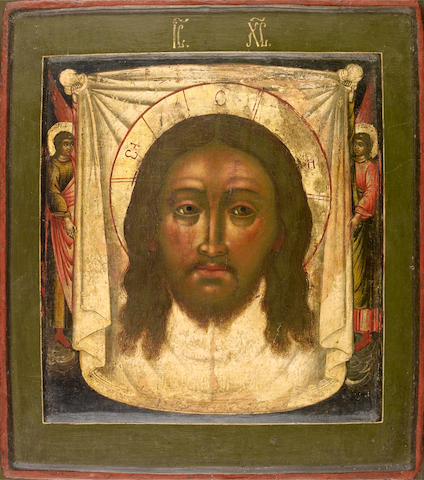 The Mandelion Russian, Imperial School. 17th century