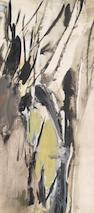 Sohrab Sepehri (Iran, 1928-1980) Untitled,