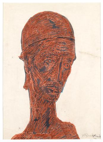 Houshang Pezeshknia (Iran, 1917-1972) Untitled,