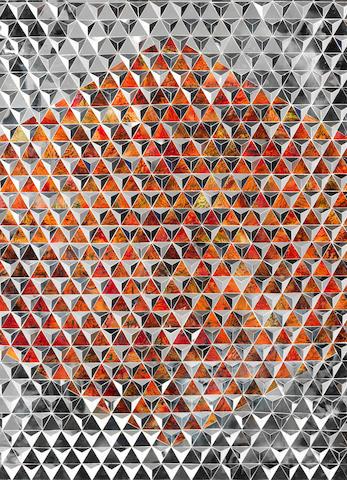 Mounir Farmanfarmaian (Iran, born 1924) Untitled,