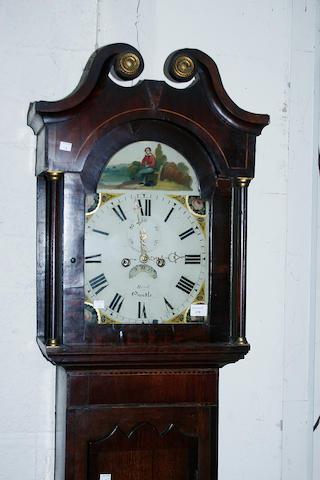 Beale Cundle - a 19th Century longcase clock