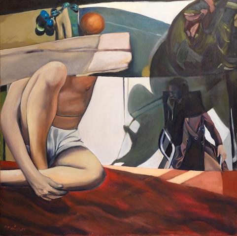 Ahmad Morshedloo (Iran, born 1973) Untitled