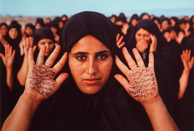 Shirin Neshat (Iran, born 1957) Untitled; from the Rapture series,