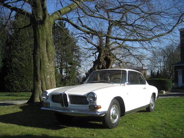 Bonhams : Presented at no reserve,1964 BMW 3200 CS Coupé Chassis no. 76225