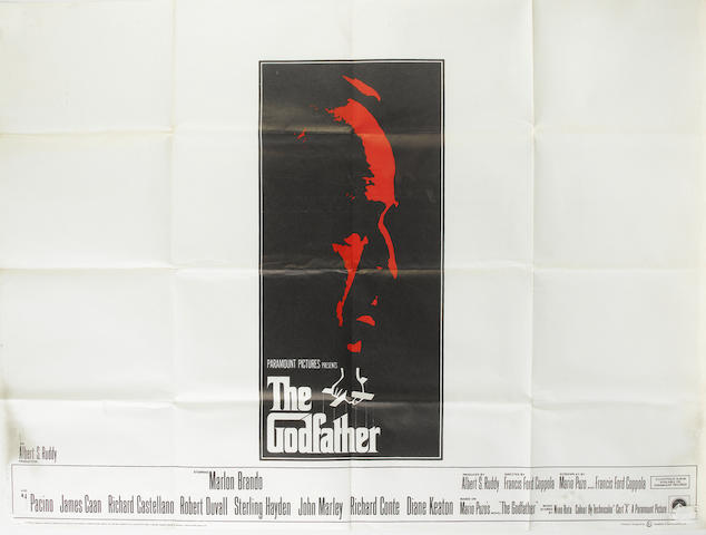The Godfather, Paramount Pictures, 1972,2