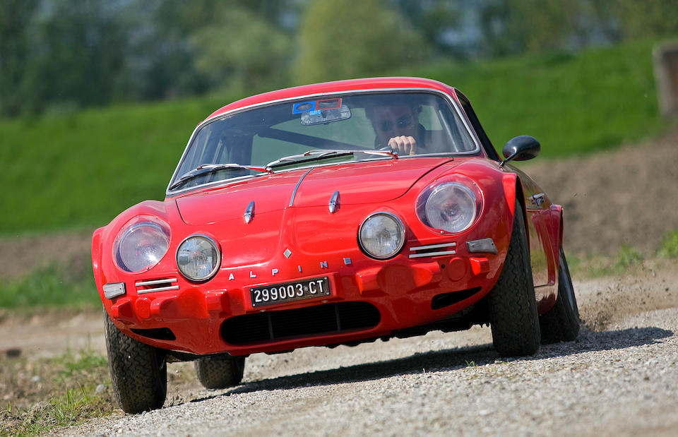 1972 Alpine A110 1600S Coupé
