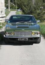 ,1971 Aston Martin DBS V8  Saloon  Chassis no. DBSV8/10161/LC