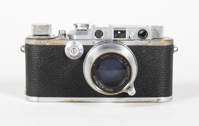 Leica IIIa camera 3