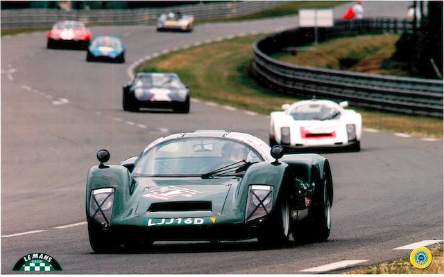 The ex-Mike de Udy/Peter de Klerk/Colin Davis,1966 Porsche 906 Two seat Endurance Racing Coupé  Chassis no. 906 101…20Engine no. 906 101