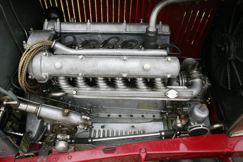 1928 Alfa Romeo 6C 1500 MM Speciale  Chassis no. 0231325 Engine no. 0211407