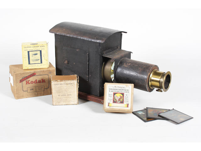 Magic Lantern and slides