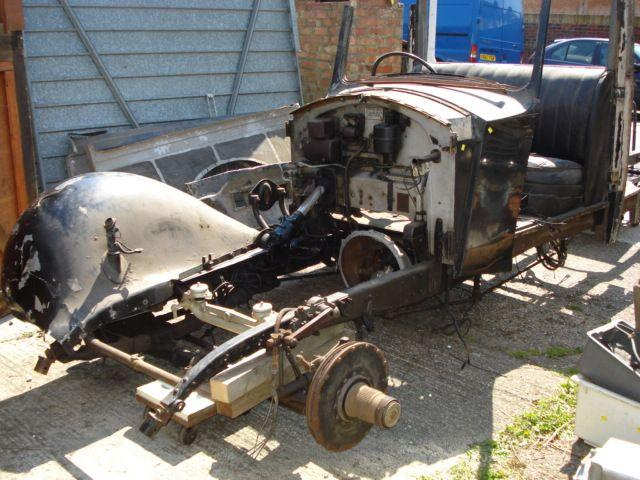 1938 Rolls-Royce 25/30hp  Chassis no. GZR32 Engine no. Z25J