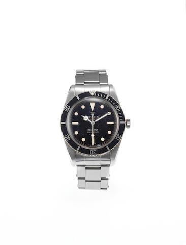 Rolex Ref:5508 Submariner