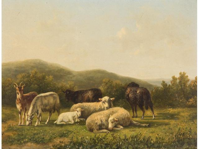 Anthony de Bree (British, active 1876-1913) 20 x 26cm