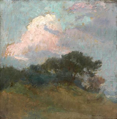 Henri Martin (French, 1860-1943) Landscape