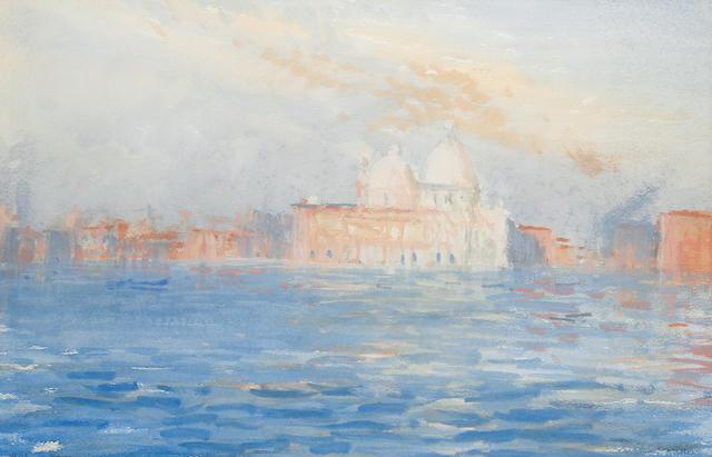 John Miller (British, 1931-2002) Venice impression