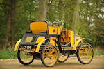 1901 Pick 4hp Two Seater,