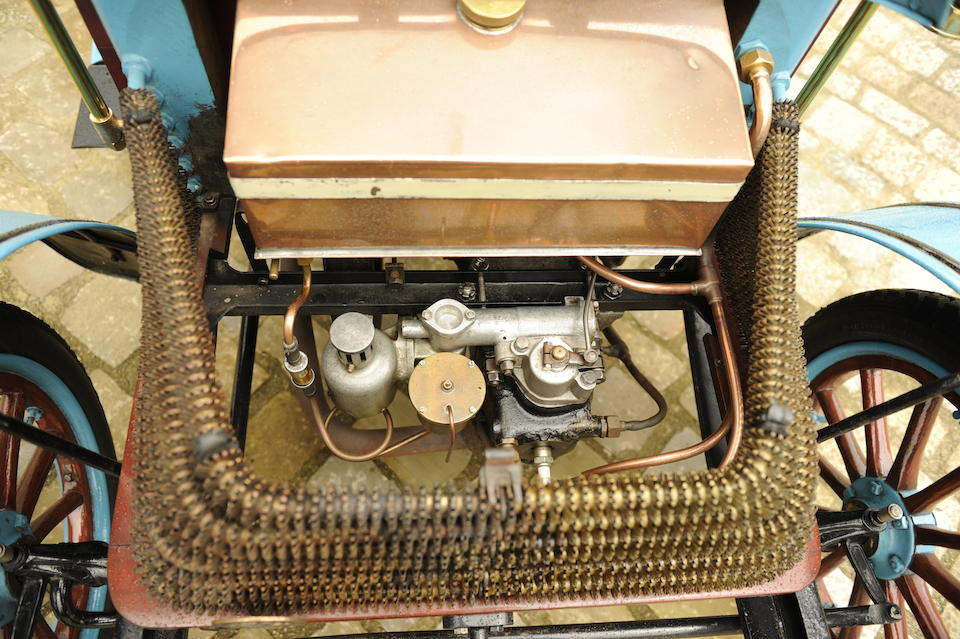 1904 Wolseley 6hp Two-seater  Chassis no. 8333 Engine no. 237/6/C