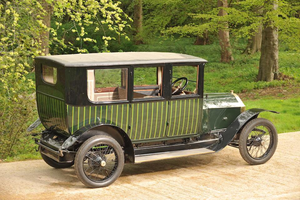 1914 Vinot et Deguingand Type AO 15/20hp Limousine  Chassis no. 16379 Engine no. 4352