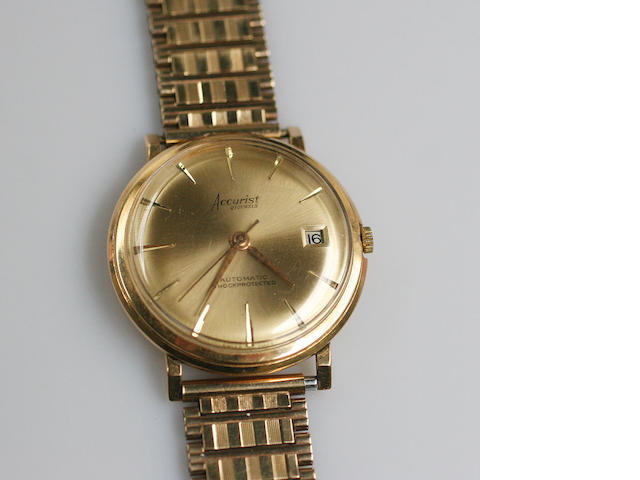 Accurist: A gentlemans wristwatch