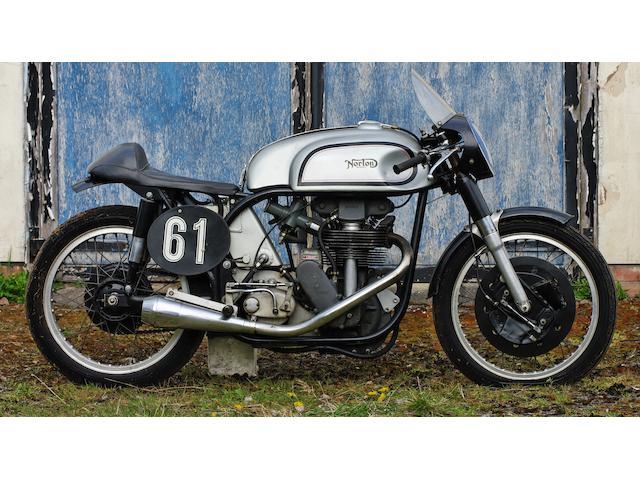 1954 Norton 350cc Model 40M Manx Frame no. TBA Engine no. J10M2 57842