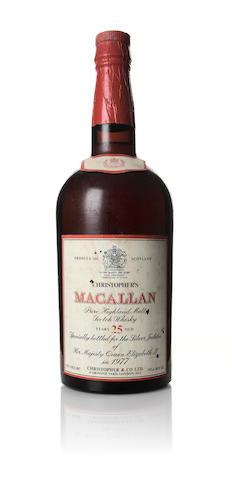 The Macallan Silver Jubilee-25 year old