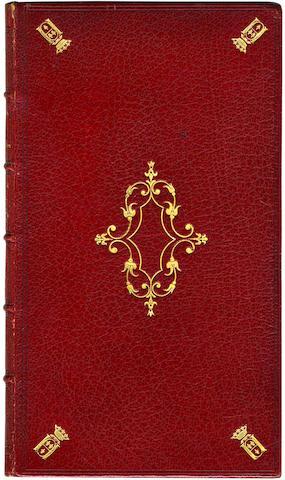 ALDINE PRESS MUSAEUS. Opsusculum de Herone et Leandro. Orphhei  argonautica. E iusdem  hymni. Orphaeus de lapidibu[s]