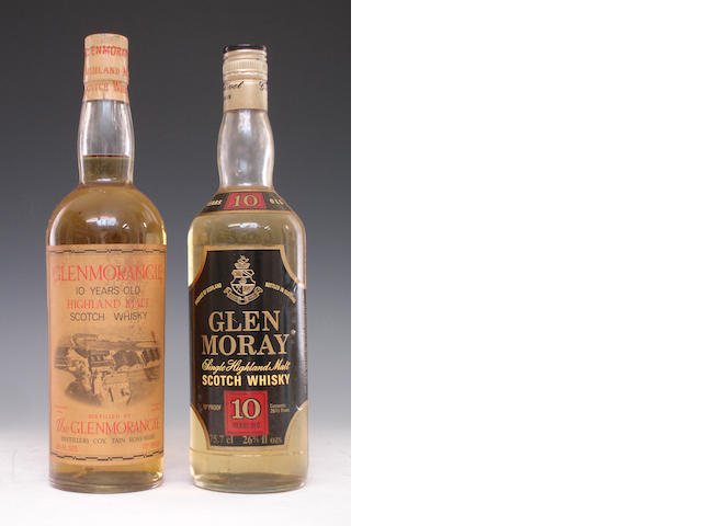Glenmorangie-10 year oldGlen Moray-10 year old