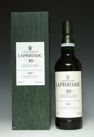 Laphroaig Extremely Rare-30 year old