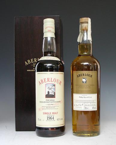 Aberlour-25 year old-1964  Aberlour-1989