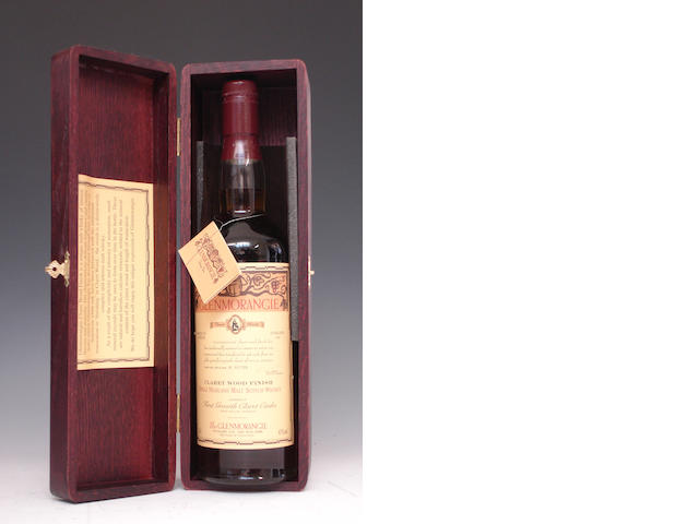 Glenmorangie Claret Wood Finish