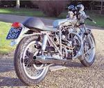 c.1971 Egli-Vincent 998cc Frame no. RSEV 60 Engine no. F10AB/1/9971