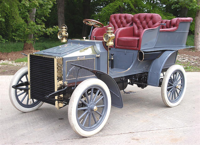 1902/1903 White Steam Car,