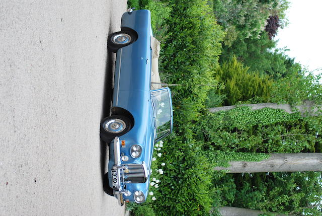 1963 Bentley S3 Continental Convertible  Chassis no. BC46XB Engine no. 23BBC