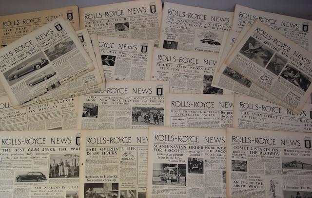Rolls-Royce News,
