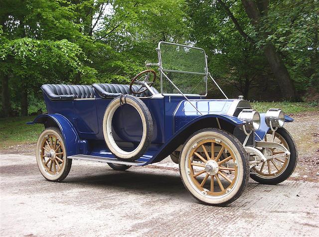 1911 EMF 30hp Tourer  Engine no. 42286