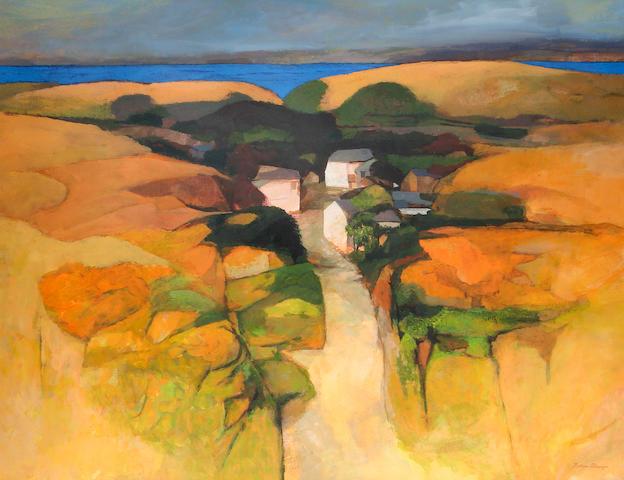 """John Elwyn (British, 1916-1997) """"Cardigan Bay"""","""