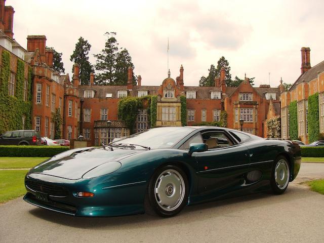 1998 Jaguar XJ220,