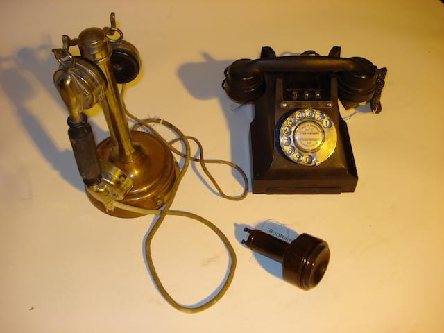 Telephones: