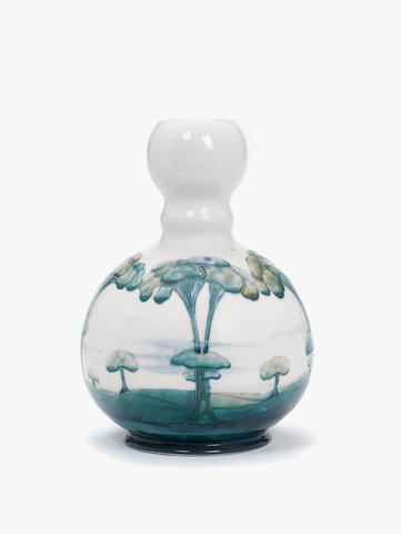 Moorcroft Florian ware vase
