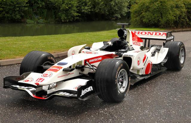 2006 Honda RA106,