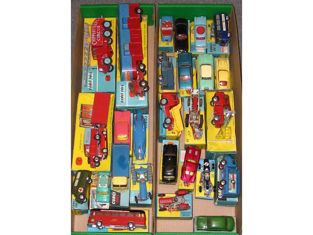 Corgi various boxed vehicles 27