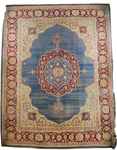An Amritsar carpet North India, 490cm x 384cm