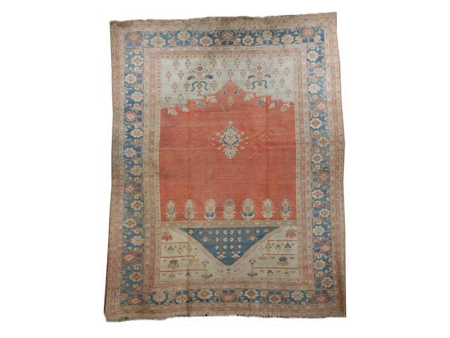 A Ziegler Mahal carpet West Persia, 406cm x 335cm