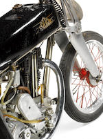 1930 Cotton Blackburne 498cc Racing Motorcycle,