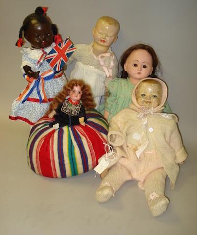 Ideal composition 'Surprise' baby lot